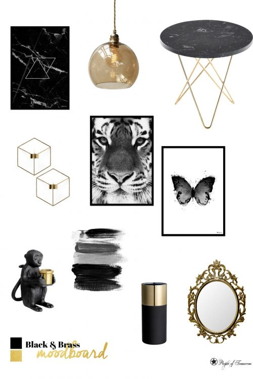 Moodboard | A moodboard is a creative collection of inspiration. We create collages with different interior styles to set the mood together with our posters & art prints. Get inspired by our moodboards, and shop the prints to with your style!