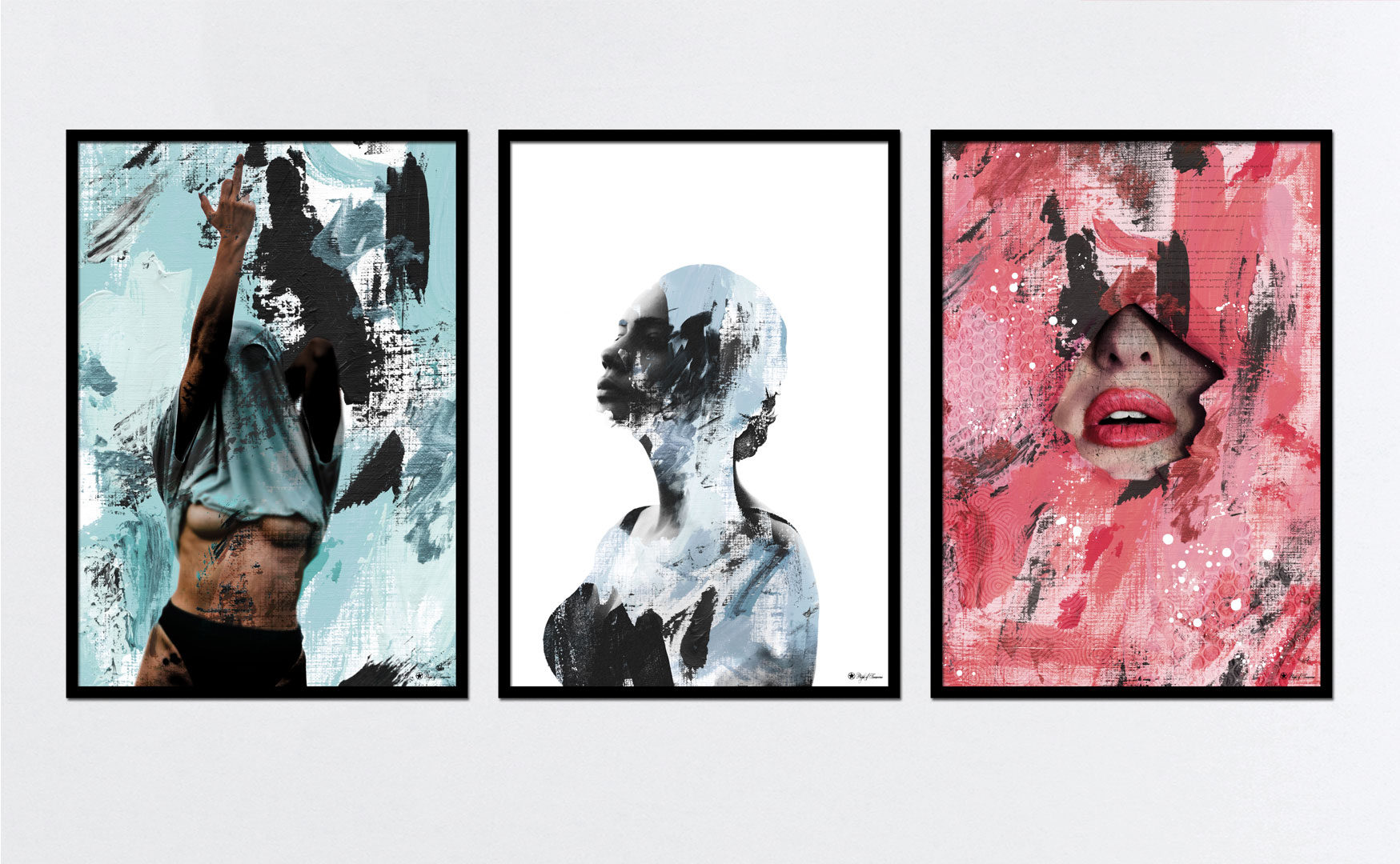 Acrylic Art Collection | The Blog | People of Tomorrow