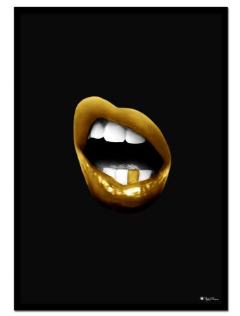 Golden Mouth 01