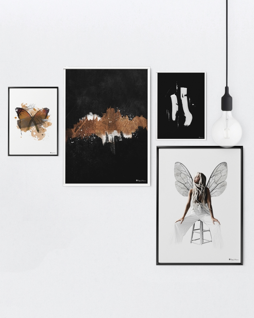 Gallery Wall | Posters & Art Prints | People of Tomorrow