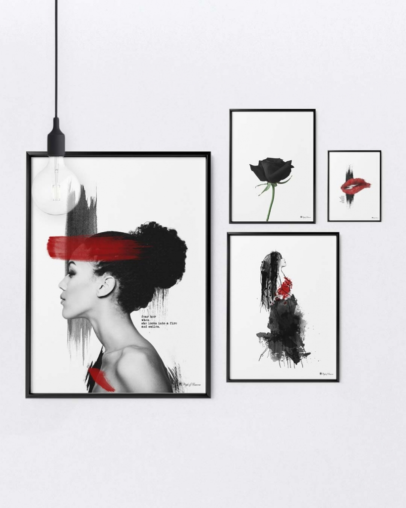 Gallery Wall  Posters & Art Prints   People of Tomorrow