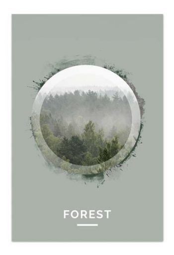 Forest – Art Card