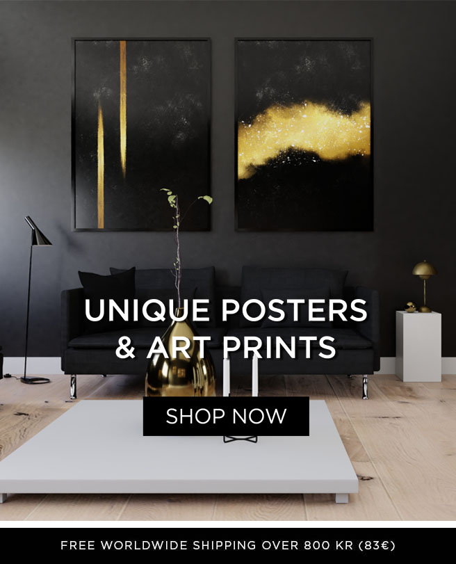 Unique posters & wall art | People of Tomorrow