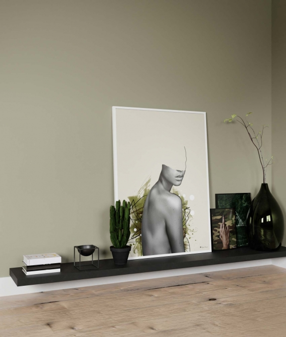 Olive poster |Give your walls a calm and interesting look with art in olive green color combinations. Make your home feel alive with eye-catching poster art.