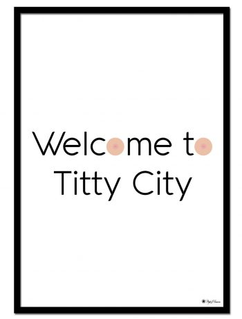 Titty City