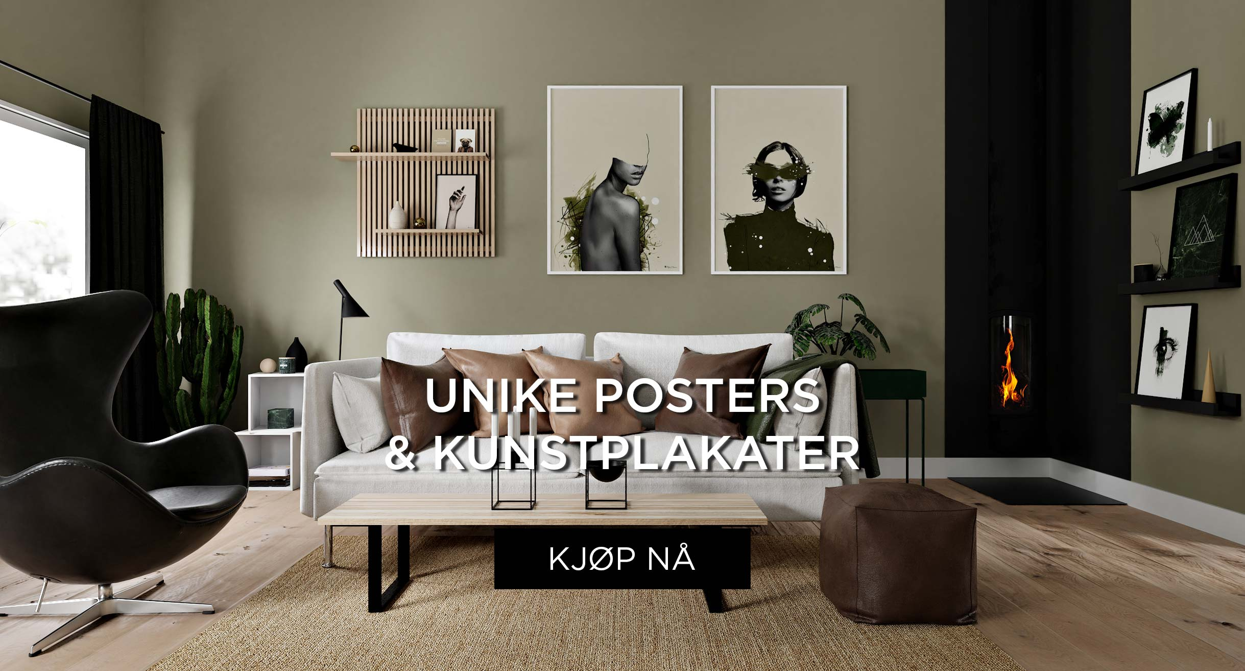 Unike posters & plakater |People of Tomorrow