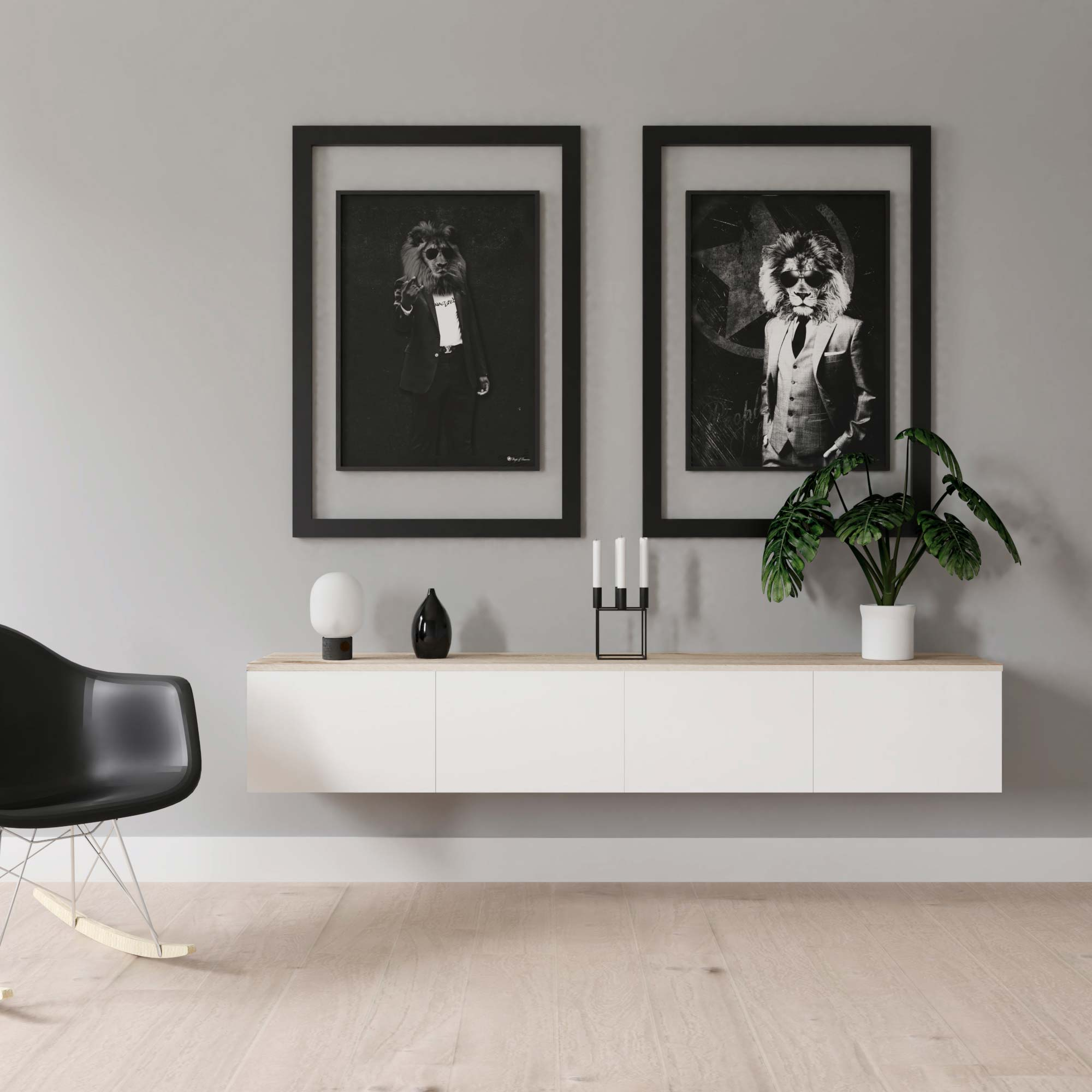 10 unique gallery walls |The Blog | People of Tomorrow