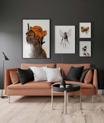 Gallery Wall #17