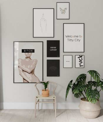 Gallery Wall #123