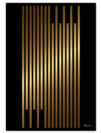 Golden Stripes