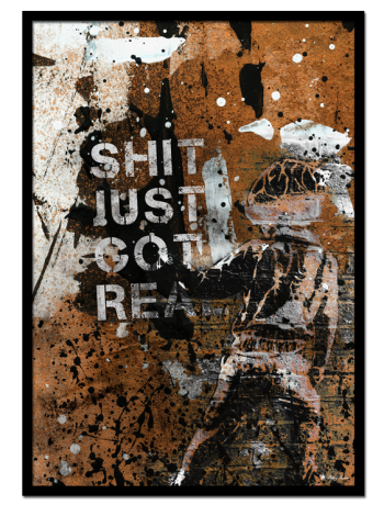 Shit Just Got Real – Rust
