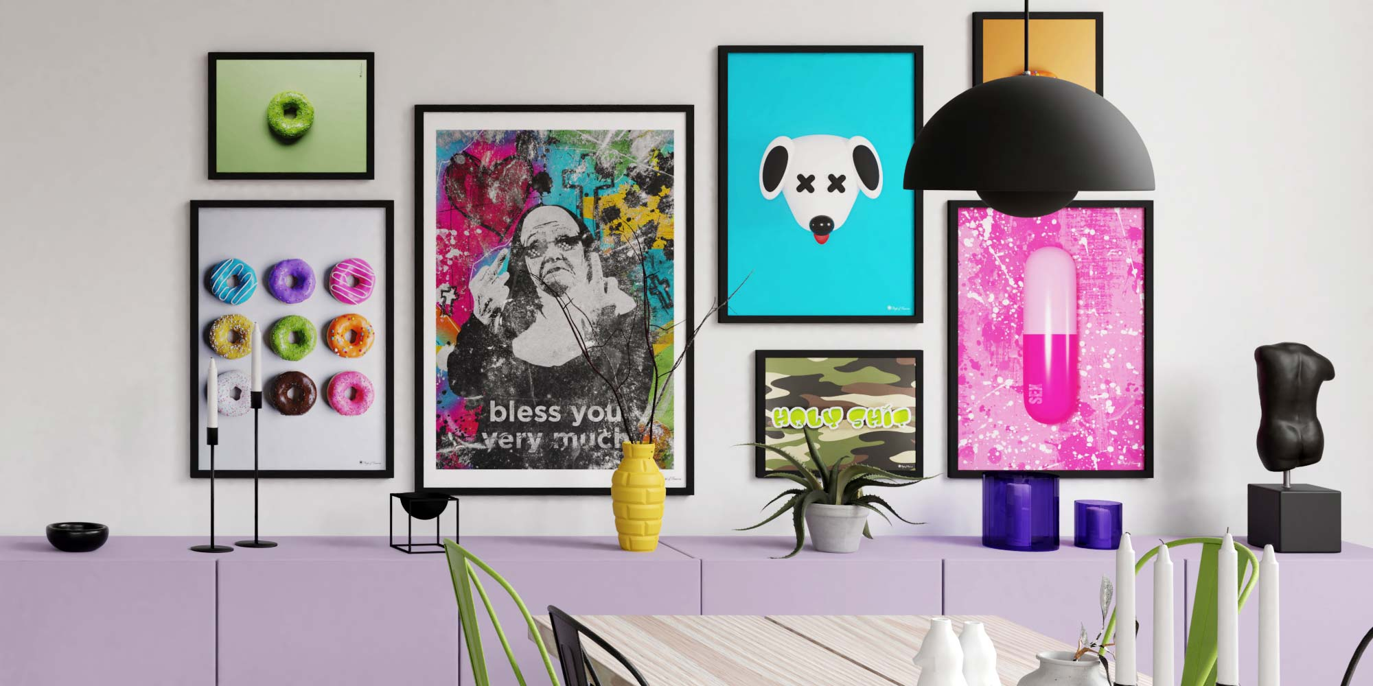 Posters & Art Prints by People of Tomorrow